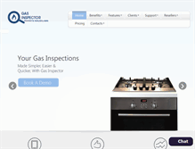 Tablet Preview of gas-inspector.net